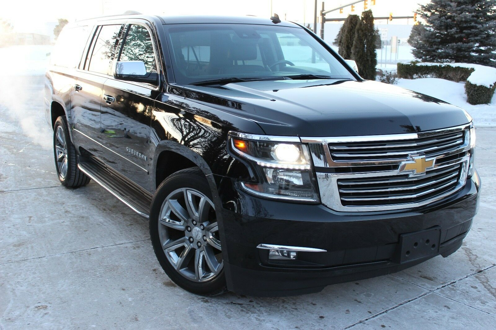 2015 chevrolet suburban ltz for sale in sterling heights. Black Bedroom Furniture Sets. Home Design Ideas