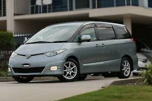 MY 2007 Toyota Estima 71064KM 6 Month Rego GPS Roof DVD 8 Seater Wetherill Park Fairfield Area Preview