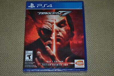 Tekken 7 (Sony PlayStation 4, 2017) Brand New Fast Shipping PS4