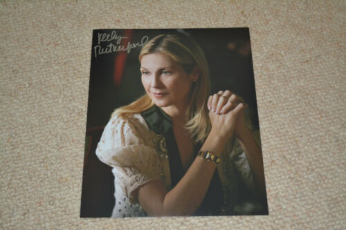 KELLY RUTHERFORD signed autograph In Person 8x10 (20x25 cm) GOSSIP GIRL