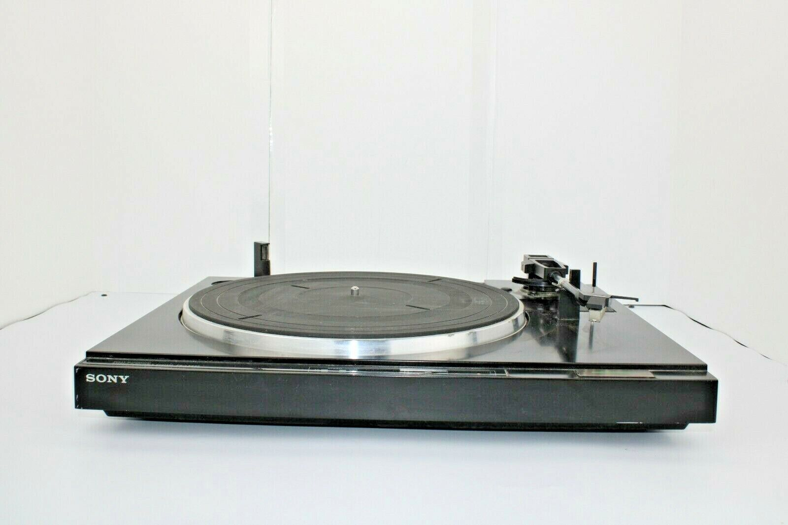 SONY PS-LX435 AUTOMATIC STEREO TURNTABLE SYSTEM RECORD PLAYER FOR PARTS