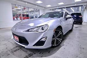2015 Scion FR-S FR-S, CLEAN CARPROOF, NON SMOKER, LOW KMS