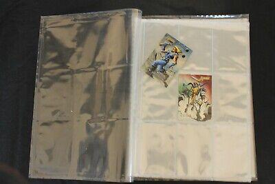 Album figurine raccoglitore card POKEMON YUGIOH CARDS DRAGON BALL MAGIC