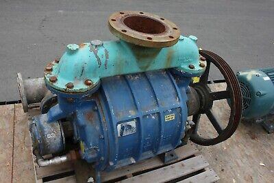Somarakis Vacuum Pump Size 1818.2 820 Rpm Vac 22 Liquid Ring Vacuum Pump