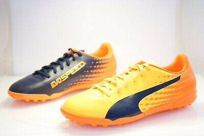 Puma Evospeed 17.5 TF Astro Turf Mens Football Boots Size UK 7 / 7.5 (A50)