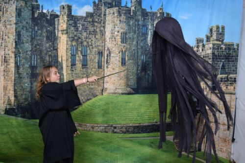 Wizarding World Photo Booth