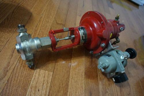 research control valve badger 1002CCT365SVCPNLNST  meter PCV-07B LDA model 3