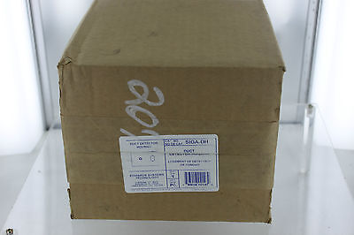 Edwards Systems Technology Siga Dh Smoke Detector Duct Housing Red New