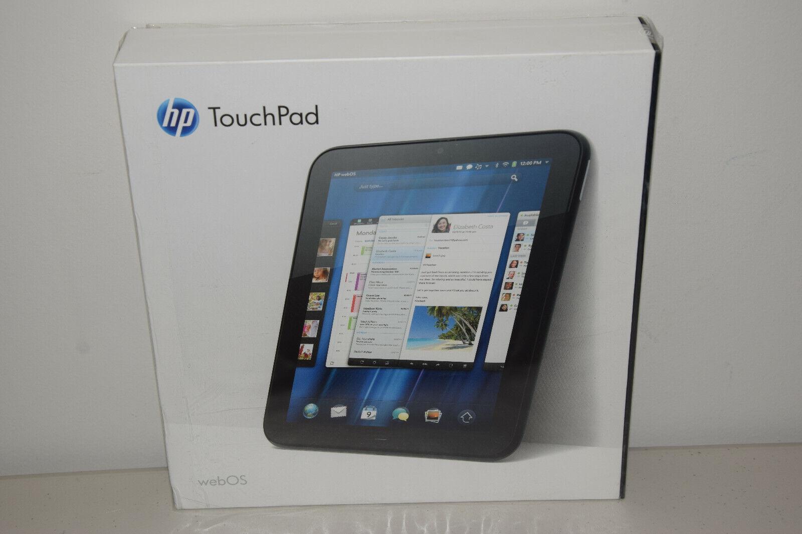 HP TouchPad FB359UA 32GB, Wi-Fi, 9.7in - Glossy Black Tablet Computer BRAND NEWW