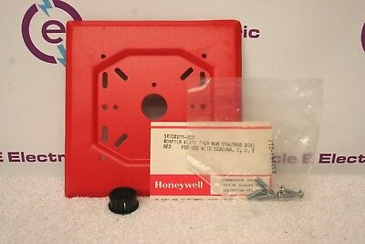 Honeywell 14502286-007 Adapter Plate **NEW** Red