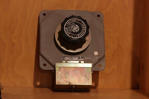 GE Rheostat 8070EB105AE57 600V max 48.5 Ohms