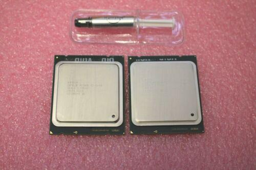 PAIR Intel Xeon E5-2690 SR0L0 8 Core 2.90GHz LGA 2011 Processors GRADE A QTY