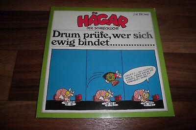 Dik Browne -- HÄGAR der SCHRECKLICHE // DRUM PRÜFE WER SICH EWIG BINDET // 1988