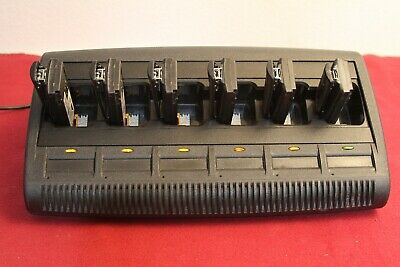 Mototrbo Impres Multi Unit Rapid Charger Wpln4211a