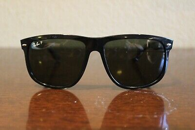 Ray-Ban RB4147 Unisex Highstreet Sunglasses – Polarized – (Ray Ban Rb4147 Highstreet)