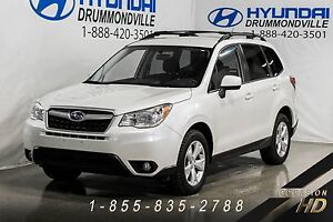 Subaru Forester 2015 + AWD + 2.5i + GROUPE COMMODITÉ + SIÈGES CH