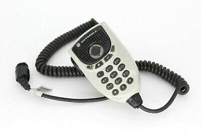 Motorola APX XTL Keypad Mic HMN4079 APX4500 APX7500 XTL5000 PM1500 HMN4079B