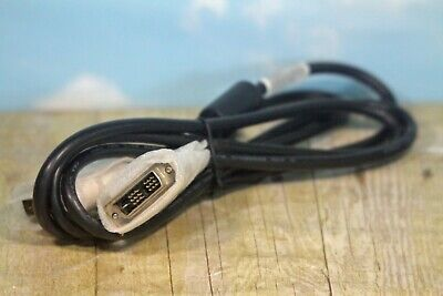 - HP Digital Video DVI-D (Single Link) Black 6ft Cable Male-Male 405520-001 New