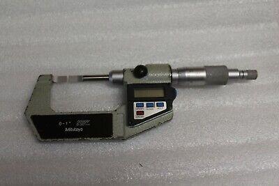 Mitutoyo Digital Blade Micrometer 0-1 .00005 0.001mm