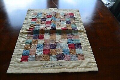 American Girl Kirsten's Quilt