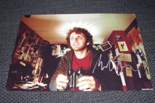 MICHAEL SHEEN signed Autogramm auf 20x30 cm Foto InPerson LOOK