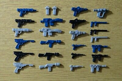 VINTAGE STAR WARS FIGURE REPLICA BLASTERS - COMPLETE YOUR FIGURES