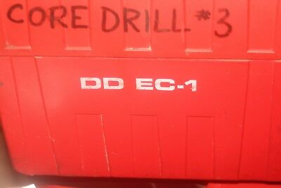 Hilti Dd-rec-1 Core Drill Water Recycling Unit Dd-ec-1