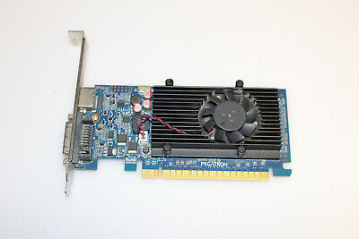 Carte graphique PCI-E HP GT620 1Gb (695610-001) (701404-001)TESTED