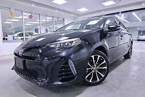 2017 Toyota Corolla SE ORIGINAL RHT VEHICLE, ONE OWNER, NON SMOK