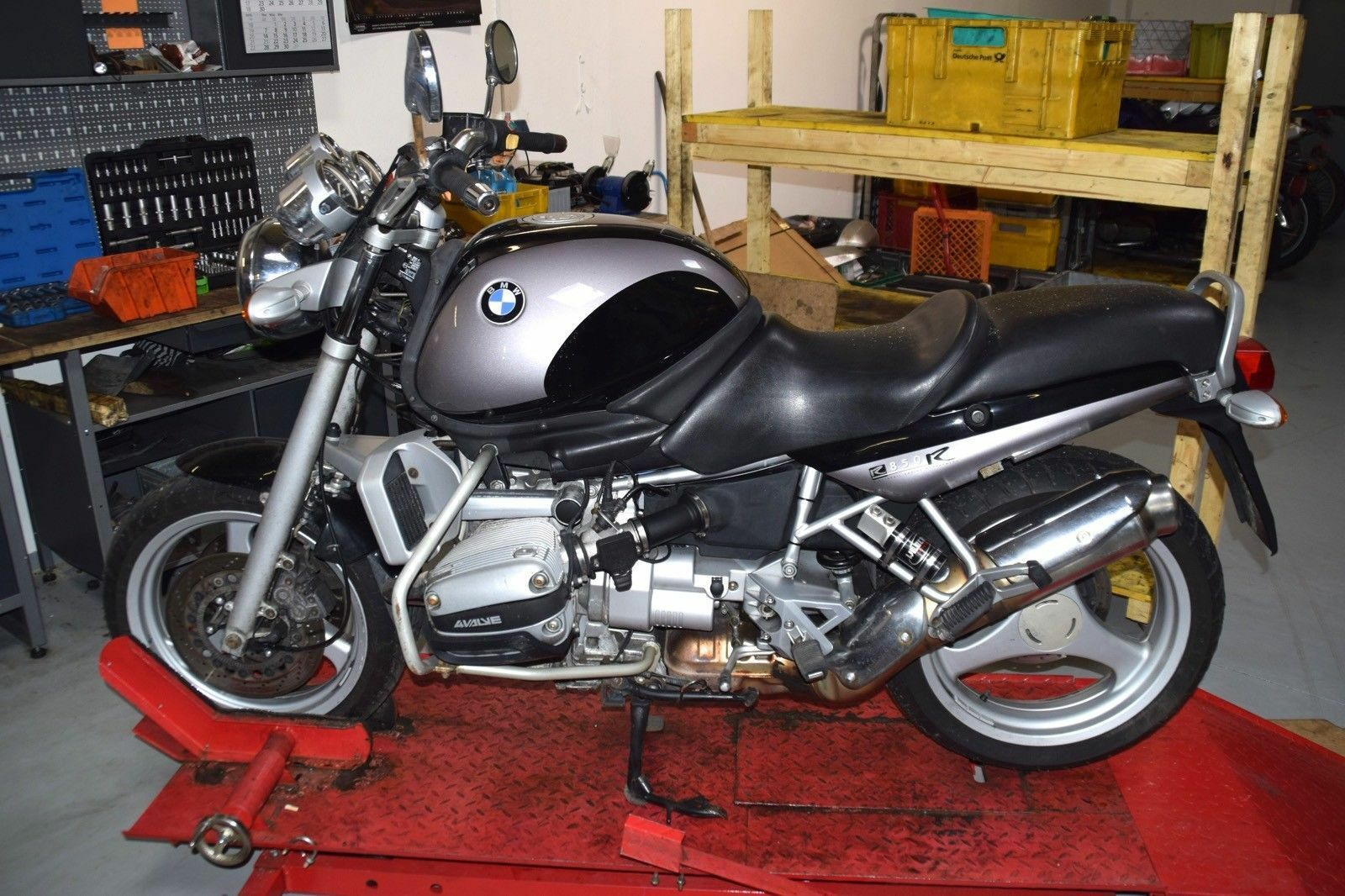 Bmw r 850 rt 259 bj.1998 - accouplement complet