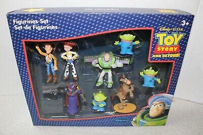 Disney Toy Story And Beyond Figurine Set with Buzz Woody Zurg Bullseye Jessie](Woody And Jessie)