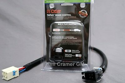19330154 2015-18 GM Brake Controller Package OEM Trailering Brake Controller NEW