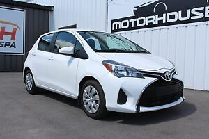 2015 Toyota Yaris LE FUEL SAVER!!