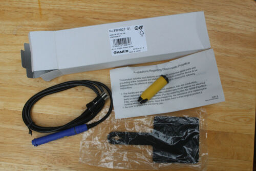 HAKKO FM2027-01 7.4in Connector Assembly, blue