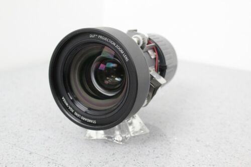 Panasonic Standard Throw Projector Lens TKGF0109-5 Unused Take Off FREE SHIPPING