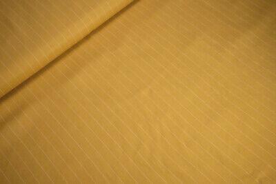 Tencel-twill (Tencel Twill Pin Stripe meet MILK Amber by Metermeter 0,5m)