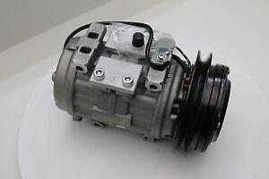 Klimakompressor Porsche 911 3,2 3,3 SC Turbo 77-87 DENSO 10P15C NEU original
