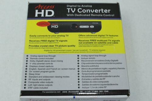 Pace Dc60xu Universal Remote