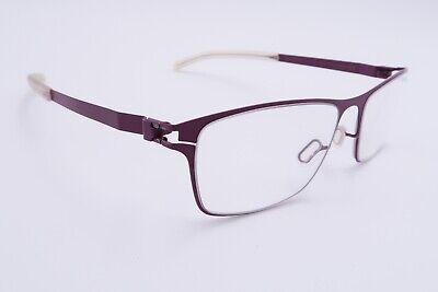 Mykita No.1 Collection Bugsy Rx Eyeglasses FRAME 206 Purple 47-15-130 Kids? C819