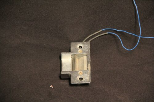 Trine 3012 12 Volt DC Electric Strike lock with mounting plate