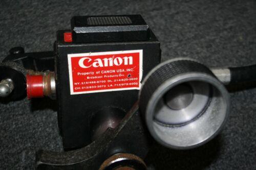 Canon or Fujinon BOX LENS ZOOM FLEXIBLE ZOOM CONTROLLER