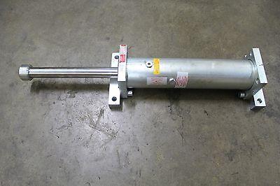 Nos Enidine Hd 2.0x12 Fm Fm 31164c 3.5 Air Pneumatic Hydraulic Shock Absorber