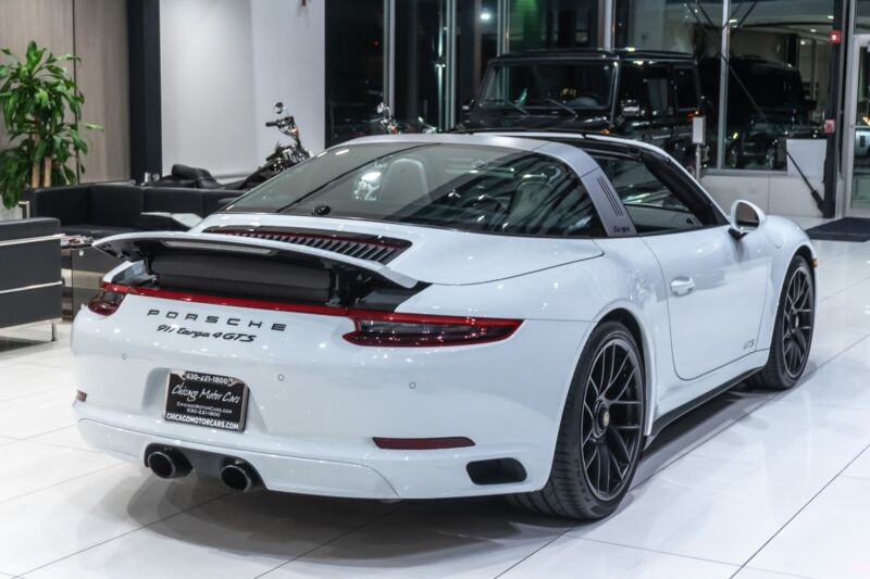 Image 23 Coche Americano usado Porsche 911 Targa 4 GTS 2018