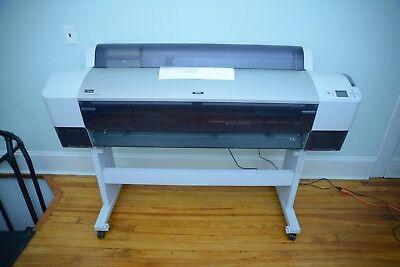 Epson Stylus Pro 9800 Wide Format Printer 44 Inc