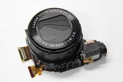 CANON POWERSHOT G7X LENS ZOOM UNIT ASSEMBLY OEM PART USED