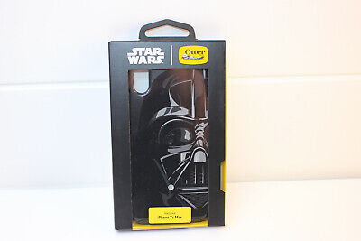 OtterBox Apple iPhone XS Max Symmetry Case Star Wars Darth Vader New