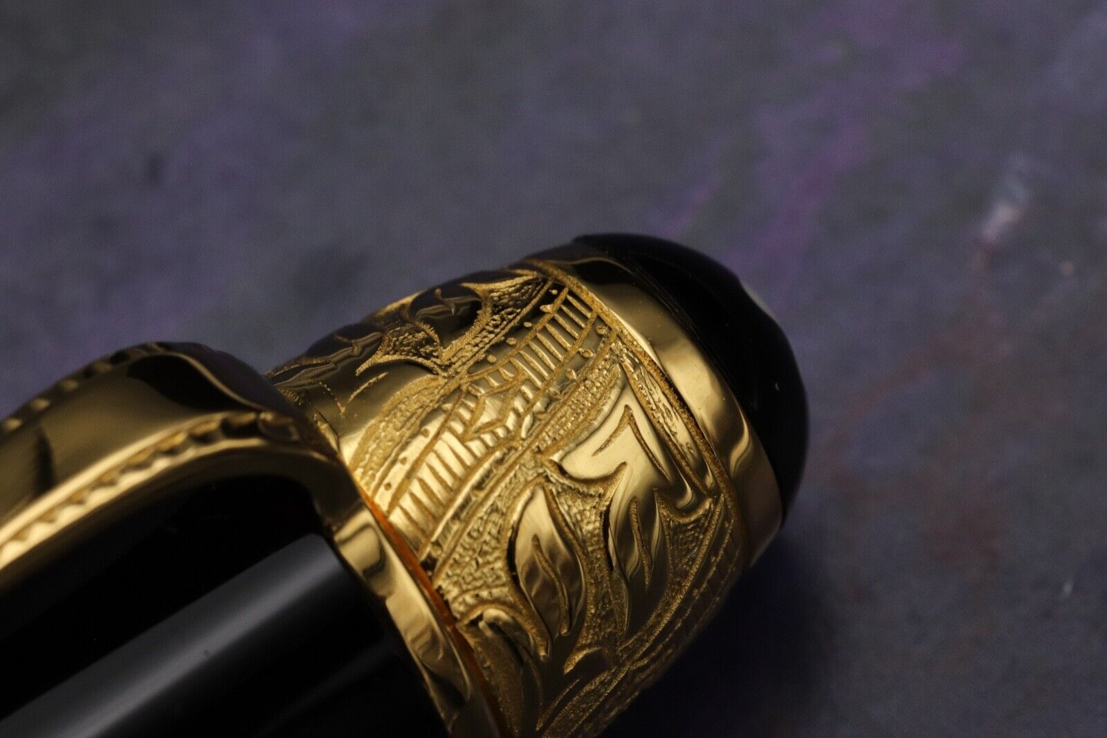 Montblanc Voltaire Writers Limited Edition Fountain Pen 6