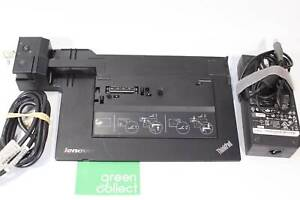 Lenovo Thinkpad Workstation Dock 4338 - 3 available w. charger (1070) Braybrook Maribyrnong Area Preview