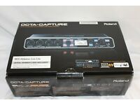 ROLAND UA-1610 OCTA CAPTURE INTERFACE POWER SUPPLY REPLACEMENT UK ADAPTER 9V 2A
