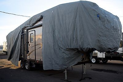 New Safari Class A Motorhome Cover For RV  Camper 33' -37'FT